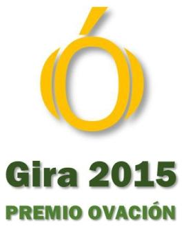 Gira 2015