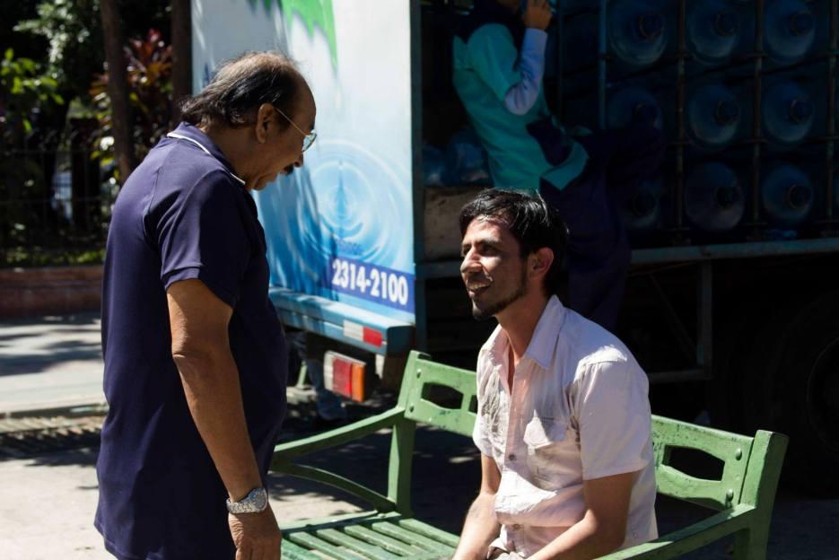 11 Juan Montelpare: Suave caricia de una ciudad