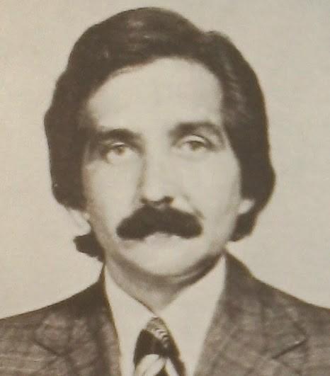 Yin Pedraza Ginori en una fotografía de 1980.