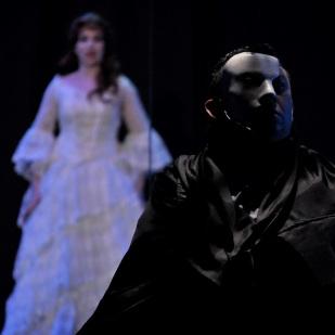 Broadway Live! El fantasma de la ópera. Opera de El Salvador.