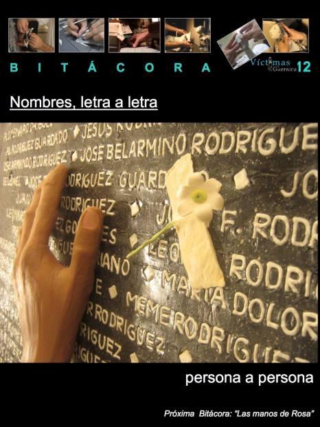 12 Víctimas de Guernica
