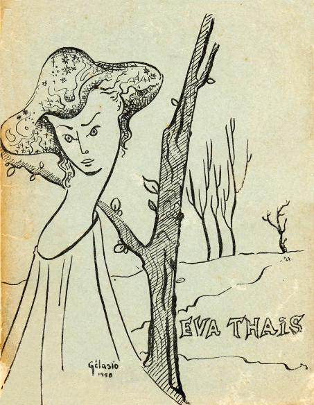 eva thais por gelasio 1958