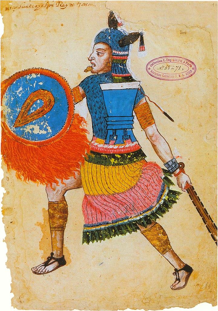 Nezahualcoyotl-codice
